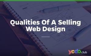 Selling web design