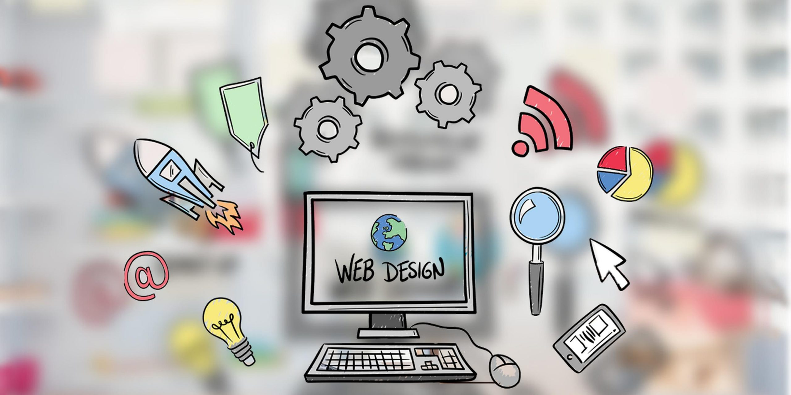 web design and site boosting