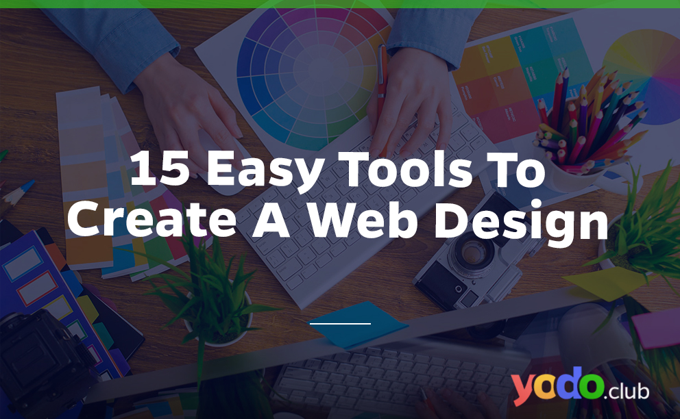 tools to make web design easier