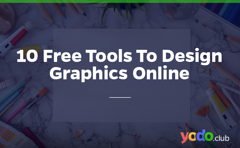 free tools to design graphics online