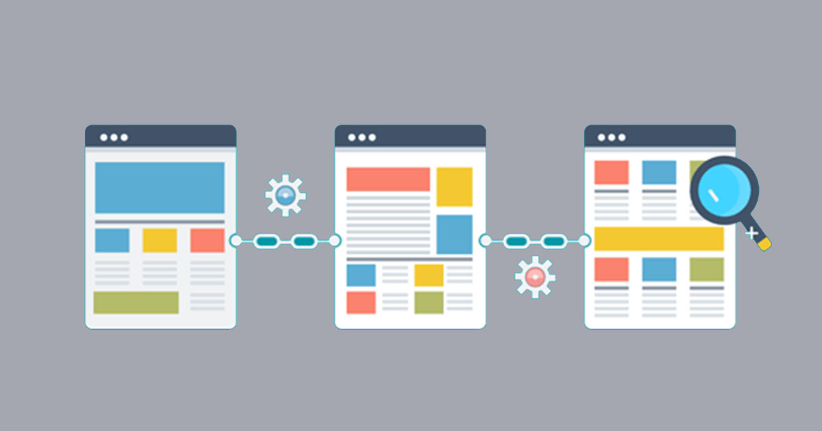 Link building strategy for the sake of the SEO