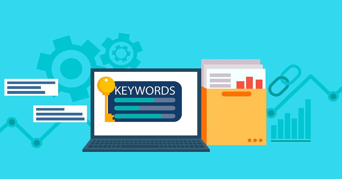 optimize keywords search improve Google rank